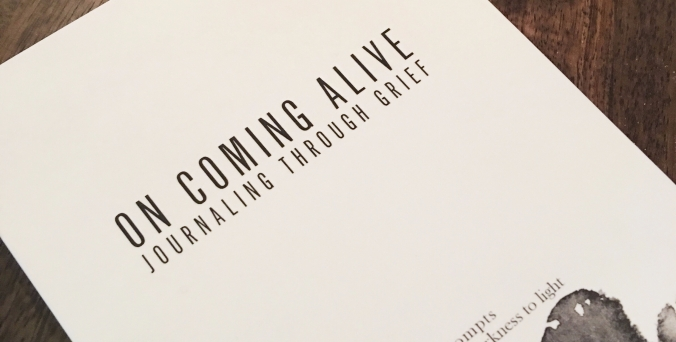 2016-11-21 On Coming Alive